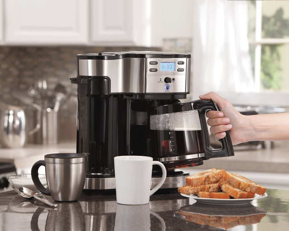 Hamilton Beach Flexbrew 2 Way Brewer Coffee Maker Review