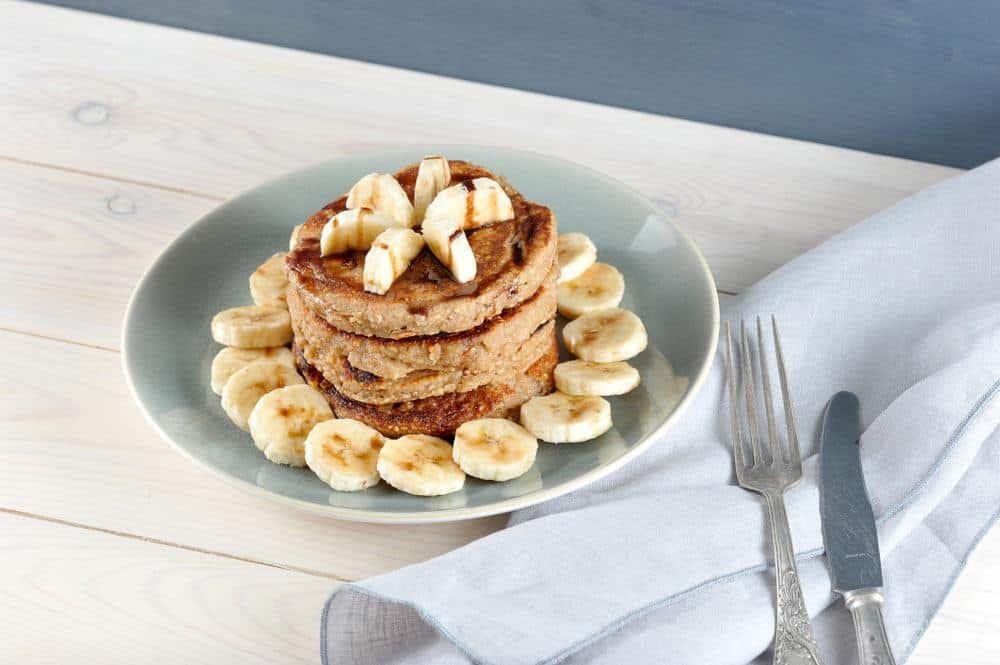 Buckwheat Pancakes Vegan Variety