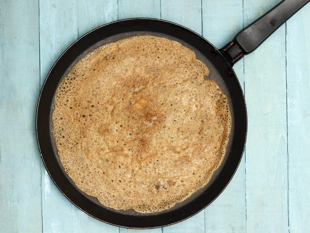 Buckwheat Pancakes Vegan