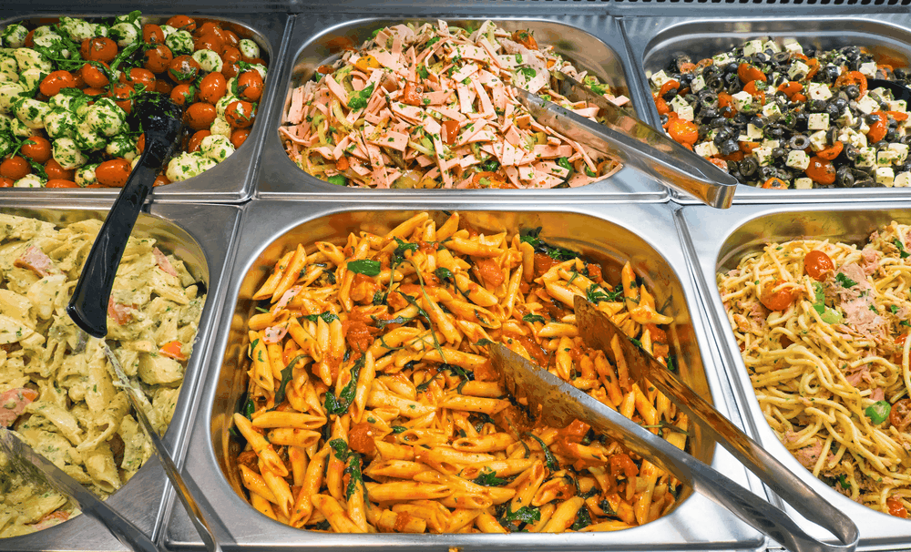 How To Keep Pasta Warm For A Buffet
